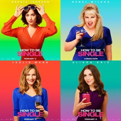 In theaters Feb 12, 2016. #HowToBeSingle tells the tale of lonely hearts seeking the right match. Learn more about the movie and enter to win tickets to‬ Premiere NYC Screening on February 3rd, 2016.