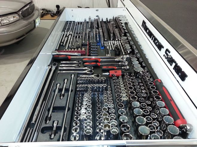 Lets see pictures of your tool box organization - Page 7 - The Garage Journal Board