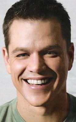 Matt Damon Short Textured Hairstyle Cool Men S