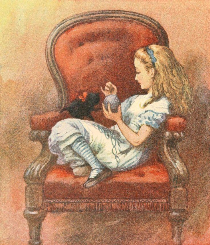 Alice's Animals in Wonderland