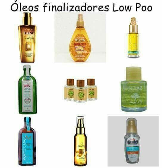 Oleos finalizadores low poo