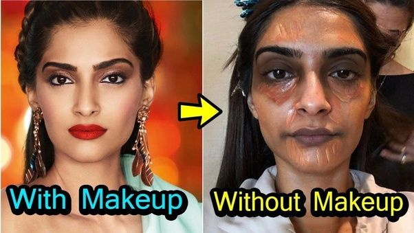 Which Indian Actress Looks Bad Without Makeup Quora In 2020 Bollywood Actress Without Makeup Actress Without Makeup Without Makeup