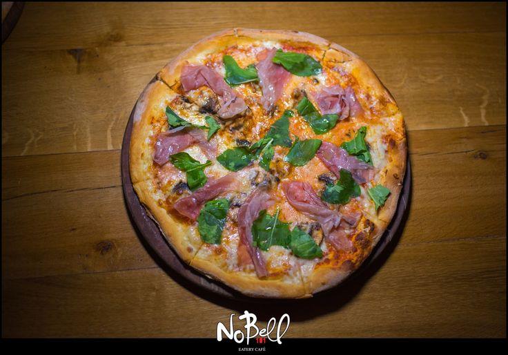 Ωδή στην στρογγυλή ΘΕΑ! #Pizza #Italian #Nobell