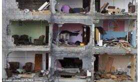 Benahi Rumah di Gaza, Agar Musim Dingin Tetap Menghangat
