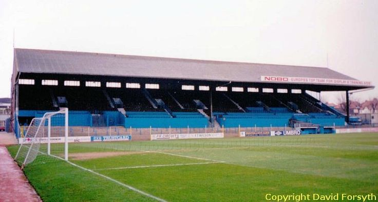 Goldstone Ground | Brighton & Hove Albion | Lost Football Grounds