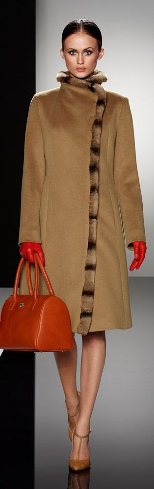 camel coat.  women fashion outfit clothing style apparel @roressclothes closet ideas