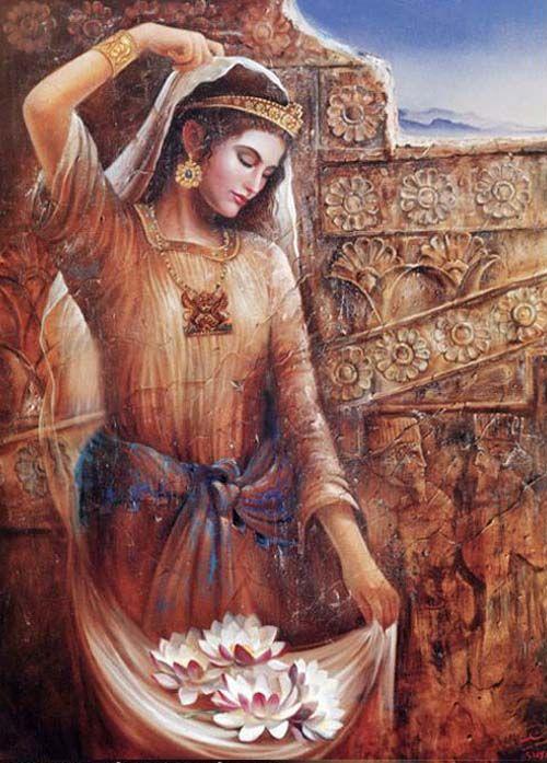 Армянская мифология в картинках