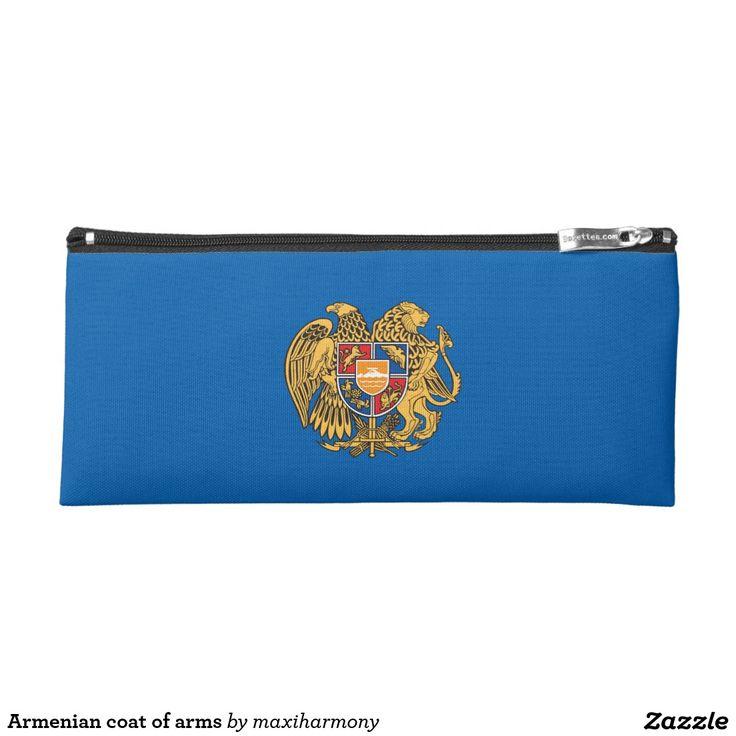 Armenian coat of arms pencil case