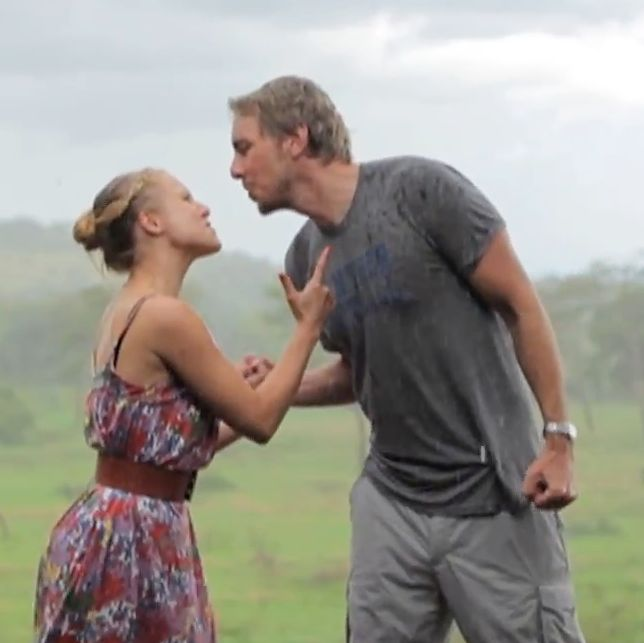 Kristen Bell And Dax Shepard Dancing Through Africa Will Restore Your Faith