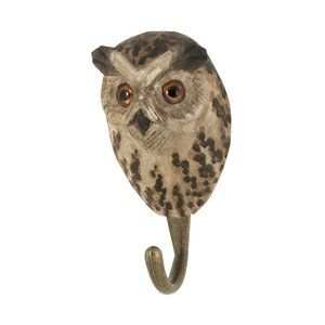 DecoHook Eagle Owl Wildlife Garden wildlifegarden.info