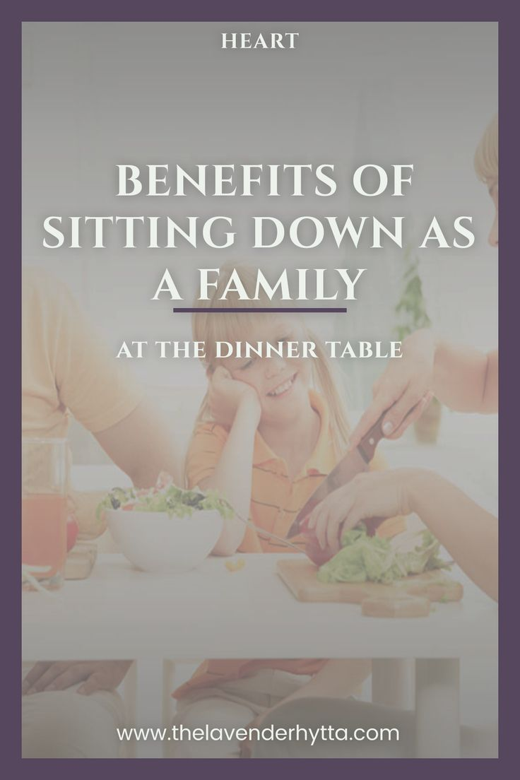 Raise Healthy Kids | Parenting | Heart | Kids | Healthy Kids | Healthy Life| Family Dinner | Family via /lavenderhytta/