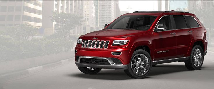 2015 Jeep Grand Cherokee - Award Winning SUV