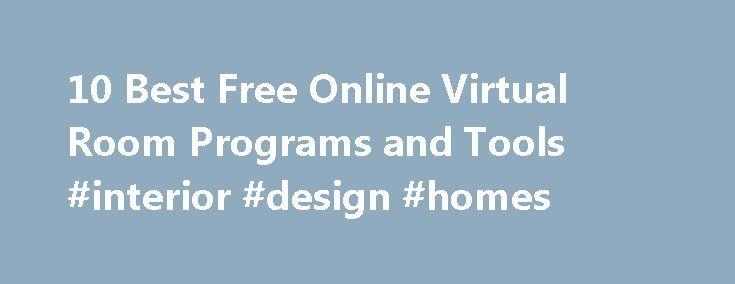 25 best ideas about free interior design software on Virtual interior design online free
