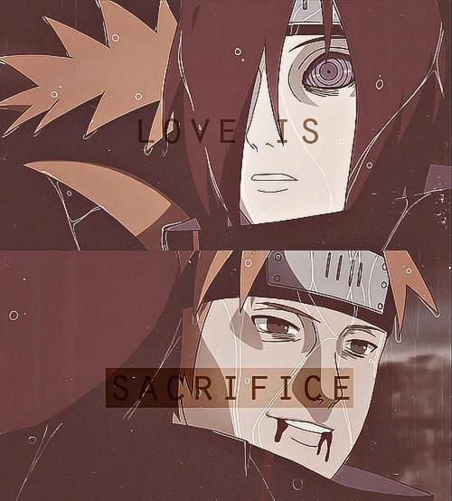 Nagato and Yahiko Yahiko is very alike to Naruto that's what I think