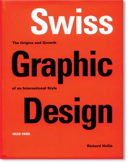 Richard Hollis - Swiss Graphic Design