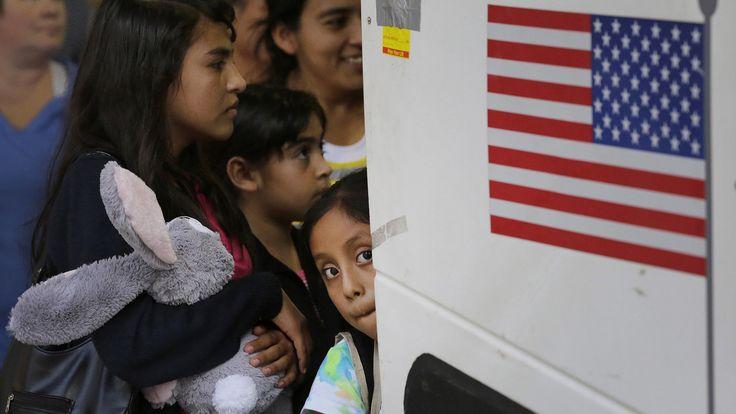 immigration debate tears U.S. And EU apart
