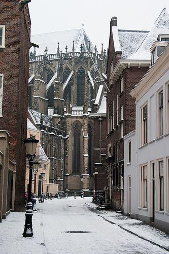 Achter de Dom / Behind the Dom / Utrecht