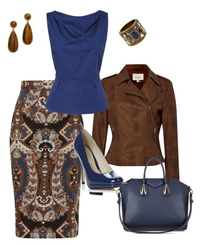 """nice fall attire for work"" by bsimon623 ❤ liked on Polyvore"