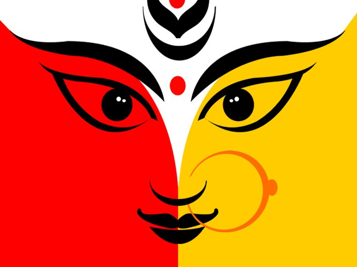 Here is top 20 Selected Photos of Maa Durga Eyes. Durga is a almighty goddess of Hindu Pantheon. Here are some 20 collected wallpapers of Maa durga eyes.
