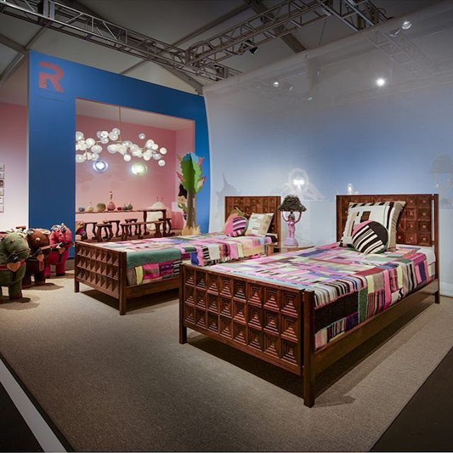 Significant Historical Works And Playful Unique Contemporary Design In Booth G08 At Miami