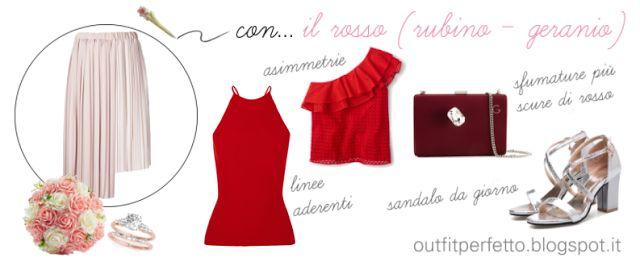 Outfit Perfetto: CONSULENZA DI MODA: come abbinare una GONNA ROSA ANTICO (OUTFIT per un MATRIMONIO)