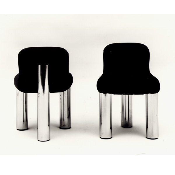 Botolo Stool - design Cini Boeri - Arflex
