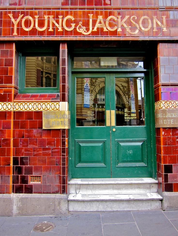 John & Jackson Hotel, Melbourne-Australia
