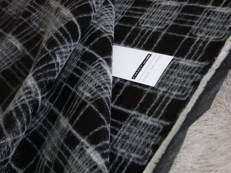 Купить CARNET Tessuti Alta Moda шерсть с аппретом , Италия в интернет магазине на Ярмарке Мастеров