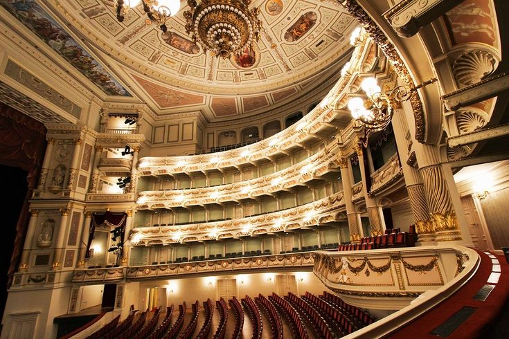 Semper Oper, Dresden, Germany