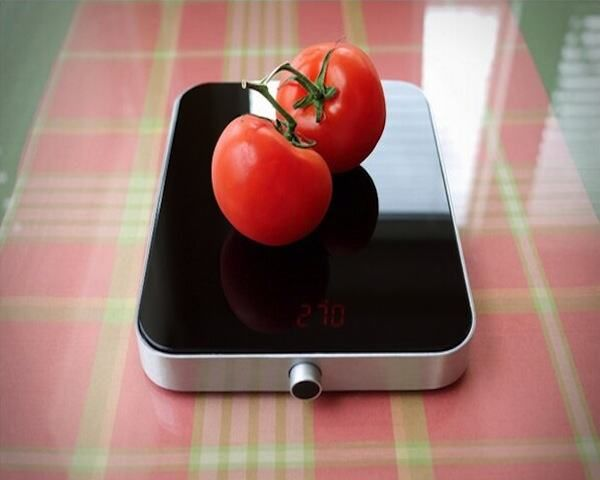 #Electronic #Kitchen #Scale – $66 / Modern designed is combined with the ultimate in calibration for precise measurements. http://thegadgetflow.com/portfolio/electronic-kitchen-scale/