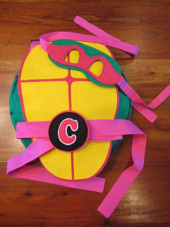 Teenage Mutant Ninja Turtle Costume / Shell with by madglamapparel, $75.00