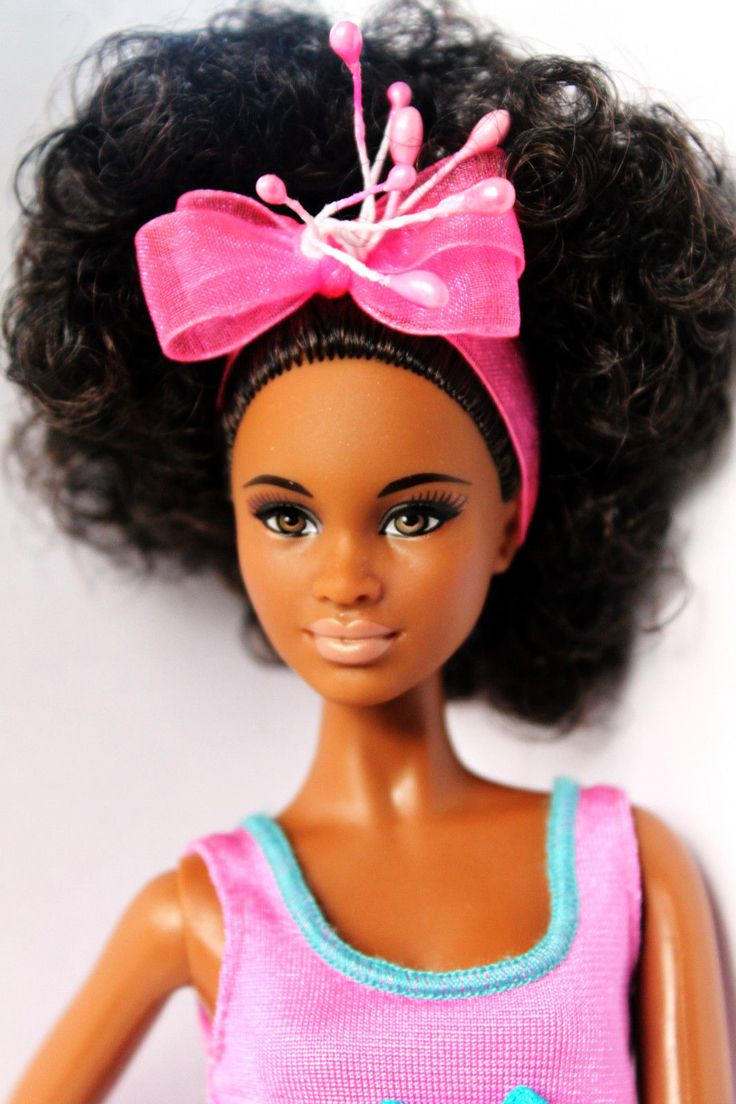 Find great deals on ebay for barbie hair extensions doll barbie light - Barbie 2015 Mattel The Look Night Out African Aa Articulated Pivotal Clothes