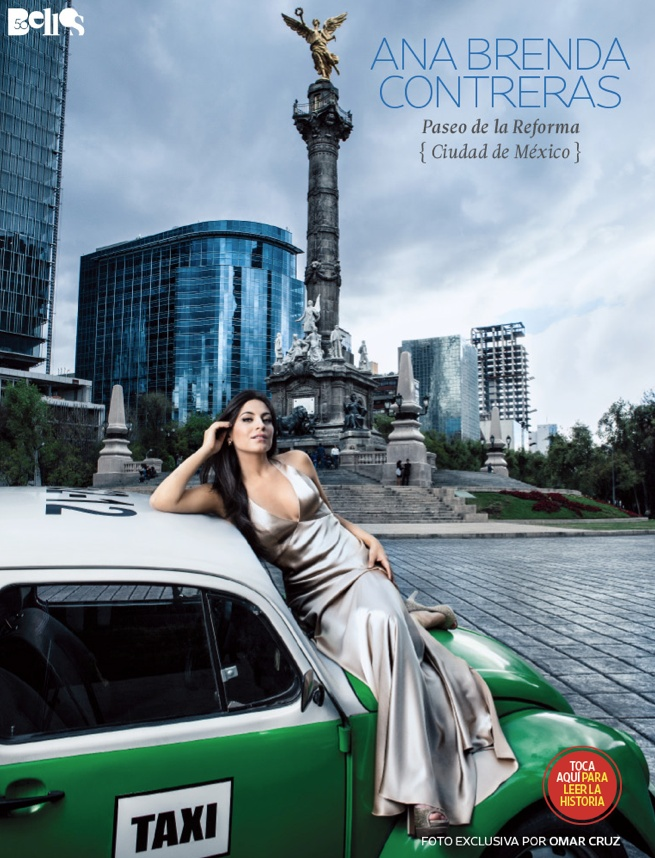Ana Brenda Contreras / People En Español 50 Most Beautiful Issue 2012