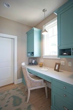 Tupelo beach style home office