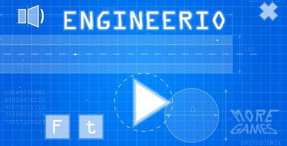 Engineerio - HTML5 game. Construct2 (.capx) + mobile #Android, #AndroidGame, #BrowserGame, #Capx, #Construct2, #Flikes, #Game, #Html5, #Html5Game, #Ios, #IOSGAME, #Logic, #Mobile, #MobileGame, #Touch, #WebGame https://goo.gl/p2wfrH