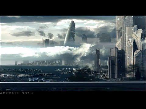 """CGI VFX Showreels HD: """"Digital Matte Painting"""" - by Jakub Grygier"""