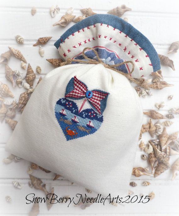 Seaside Nautical Bag Home Accent