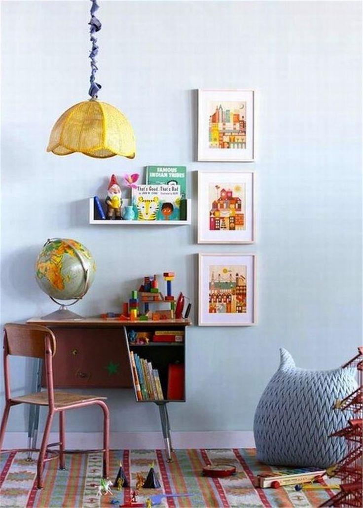 Deco: Παιδικά γραφεία με στυλ - Imommy