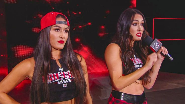 Am I 100% wrong to prefer Nikki Bellas in-ring work over