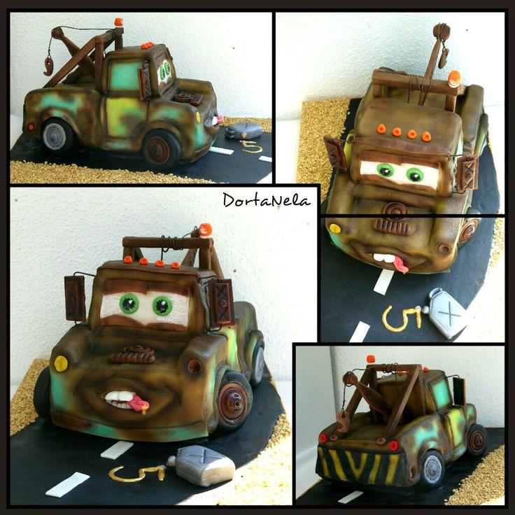 MATER CAKE II. (3D dort BURÁK II.)