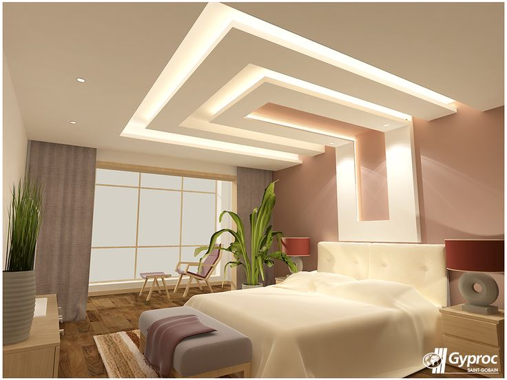 41 best geometric bedroom ceiling designs images on for Fall ceiling designs for bedroom
