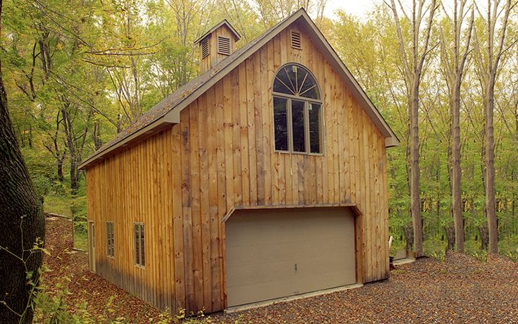 pole barn garage apartment | 001) 24' x 30' garage pole building with full 2nd floor efficiency ...