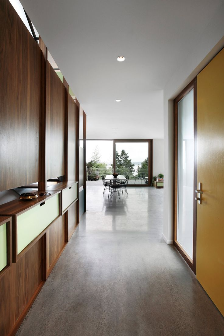 54 best passive house images on pinterest passive house entry hall at madrona passive house seattle wa hammer hand