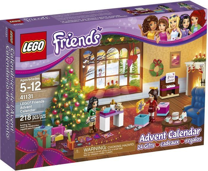 LEGO Friends Advent Calendar $20.97  Free Shipping on $25 #LavaHot http://www.lavahotdeals.com/us/cheap/lego-friends-advent-calendar-20-97-free-shipping/125521