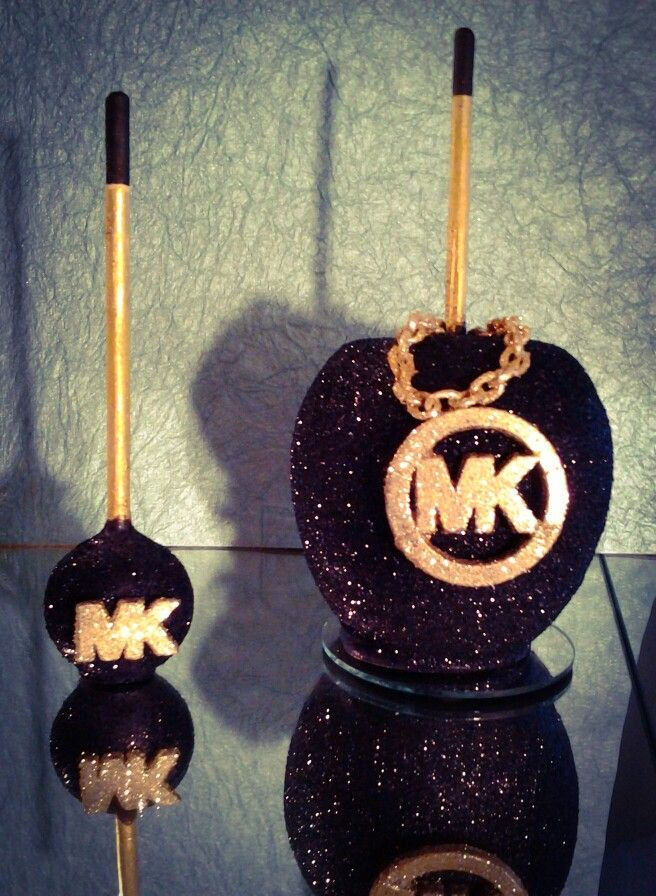 MK Glam Candy Apples & Cake Pops | To place order: http://jotform.us/form/21374950725153 or email, bdalzzle@gmail.com