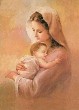 Mary Bless my great grandson Jaxon...with your warmth...let him be okay, and let him feel the love of the world today....and not just coldness....I know this is helping him...but please....surround him with love. Thank you....