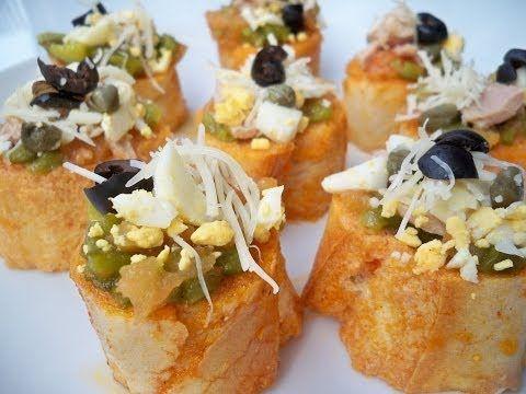 Recette fricassés tunisiens / Cuisine tunisienne - YouTube