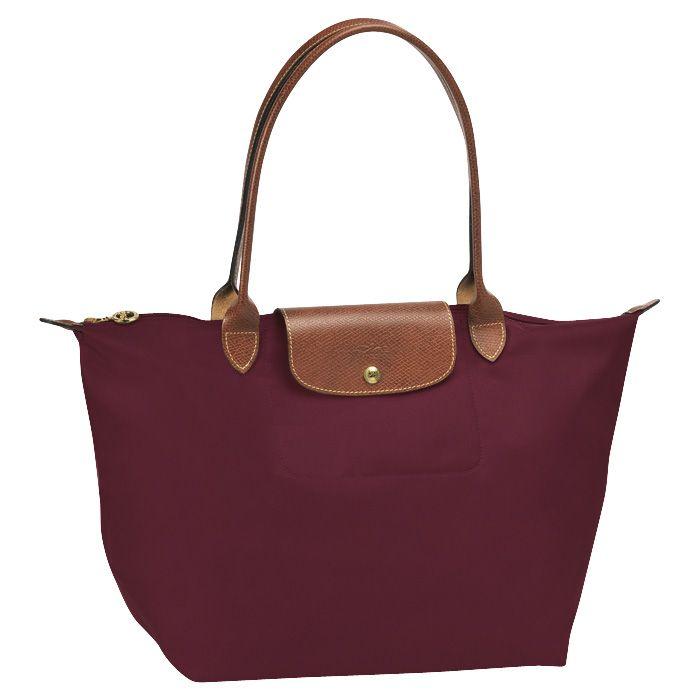 Sac Longchamp Bordeaux