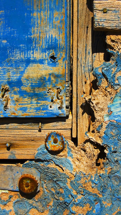 Blues On wood