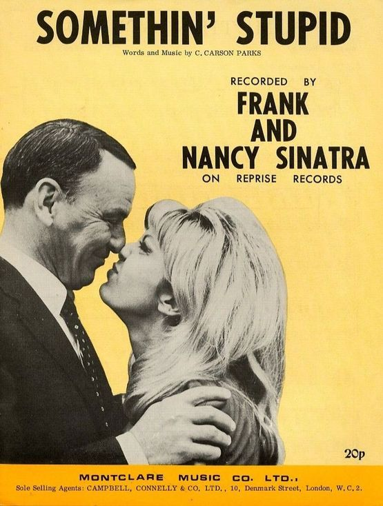 6598 | Somethin Stupid - Featuring Frank and Nancy Sinatra
